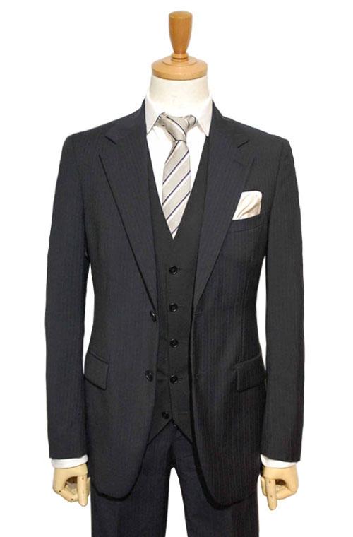 PRADA (プラダ) スーツ size44 NAVY トータルコーディネート B
