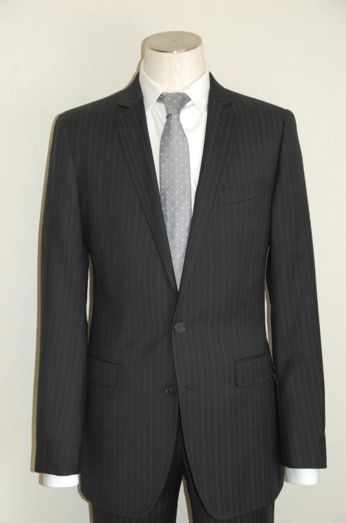 DOLCE & GABBANA (ドルチェ&ガッパーナ) スーツ size44 BLACK トータルコーディネート A